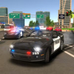 Download Police Drift Car Driving Simulator 1 APK MOD Unlimited Gems