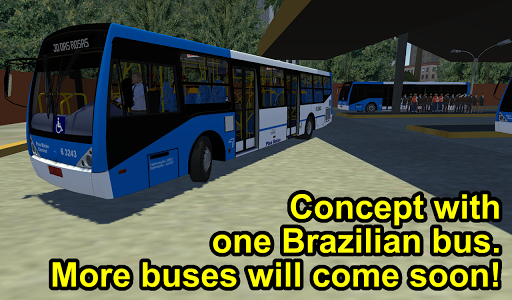 Proton Bus Simulator BETA 159 screenshots 2