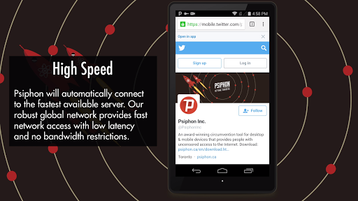 Psiphon Pro – The Internet Freedom VPN 172 screenshots 4