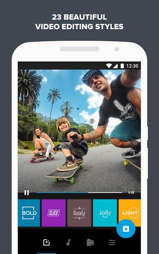 Quik Free Video Editor for photos clips music 4.6.0.3691-ed8c819 screenshots 4