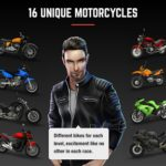 Download Racing Fever: Moto 1.2.9 MOD APK Unlimited Cash