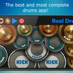 Download Real Drum – The Best Drum Pads Simulator 7.13 MOD APK Unlimited Money