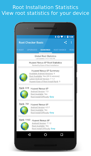 Root Checker screenshots 4