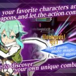 Download SWORD ART ONLINE Memory Defrag 1.22.4 APK MOD Unlimited Cash