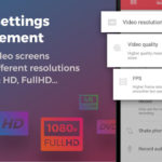 Free Download Screen Recorder With Audio And Editor & Screenshot 1.1.0 MOD APK Full Unlimited