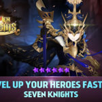 Download Full Seven Knights 3.9.00 MOD APK Unlimited Gems