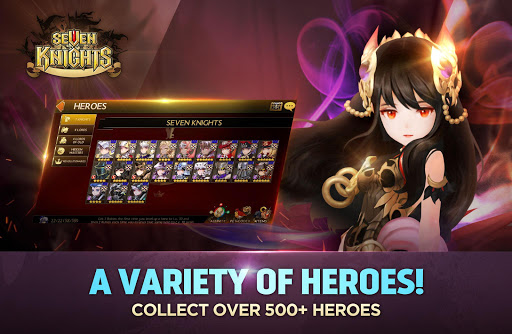 Seven Knights 3.9.00 screenshots 4