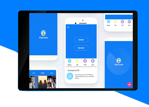 Share – File Transfer amp Connect 5.2 screenshots 5
