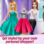 Download Shopping Mall Girl – Dress Up & Style Game 2.2.3 APK MOD Unlimited Money