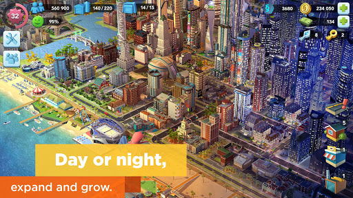 SimCity BuildIt 1.21.2.71359 screenshots 4