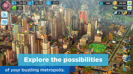 SimCity BuildIt 1.21.2.71359 screenshots 5