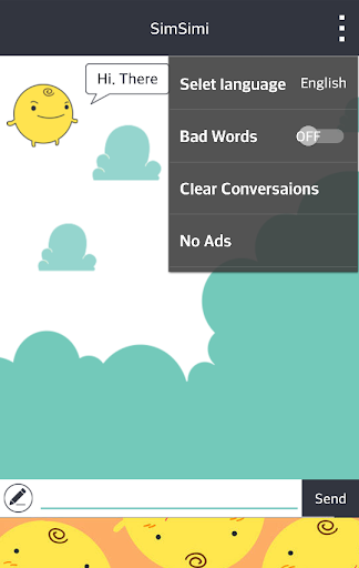 SimSimi 6.8.2.7 screenshots 3