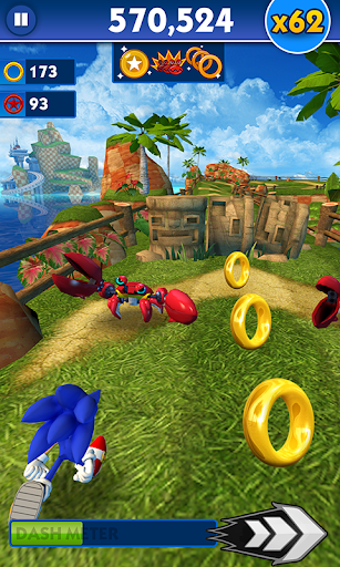 Sonic Dash 3.8.2.Go screenshots 3