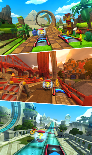 Sonic Forces Speed Battle 1.5.2 screenshots 4
