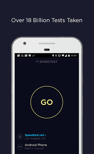 Speedtest by Ookla screenshots 4