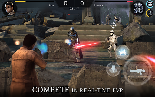 Star Wars Rivals Unreleased screenshots 1