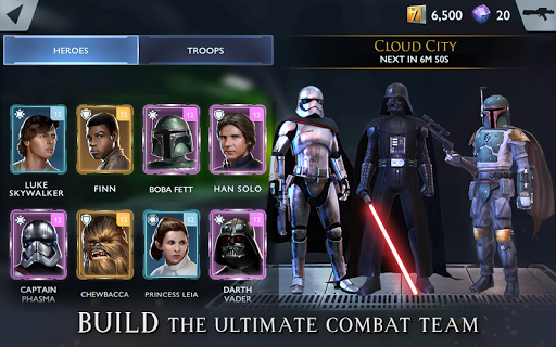 Star Wars Rivals Unreleased screenshots 2
