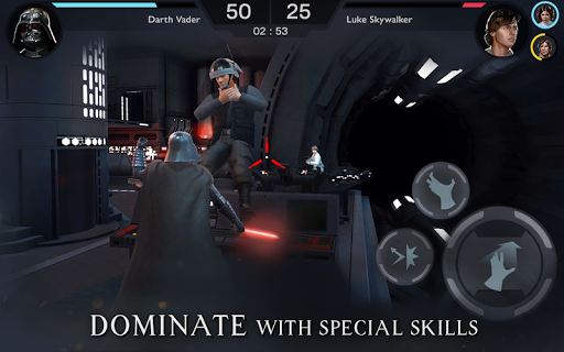 Star Wars Rivals Unreleased screenshots 3