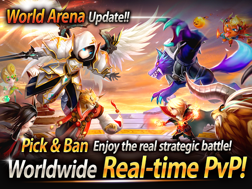 Summoners War 3.8.0 screenshots 2