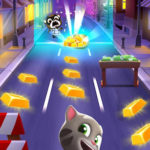 Download Talking Tom Gold Run  APK MOD Unlimited Money