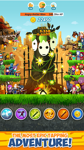 Tap Titans 2 2.6.6 screenshots 2