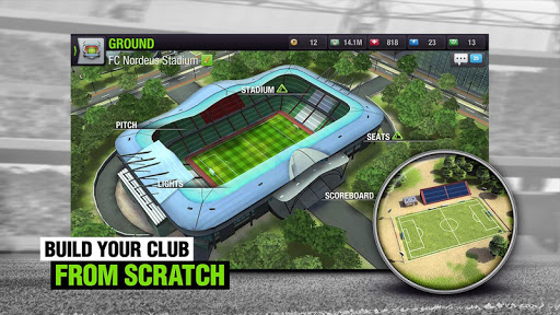 Top Eleven 2018 – Be a Soccer Manager screenshots 1