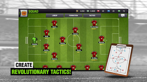 Top Eleven 2018 – Be a Soccer Manager screenshots 2