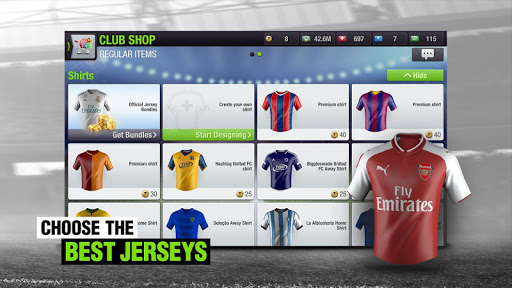 Top Eleven 2018 – Be a Soccer Manager screenshots 5