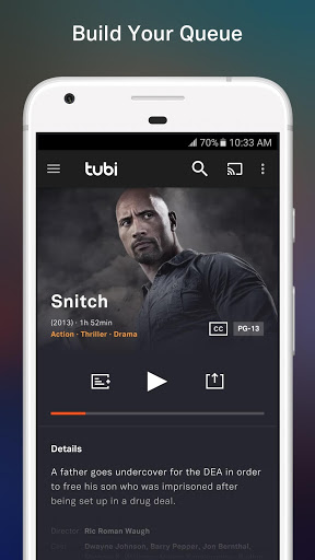 Tubi TV – Free Movies amp TV 2.12.7 screenshots 4