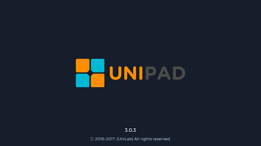 UniPad 3.3.3 screenshots 1