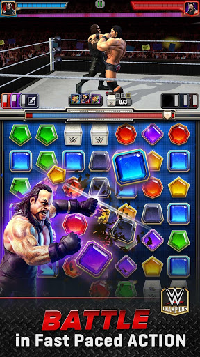 WWE Champions – Free Puzzle RPG Game screenshots 2