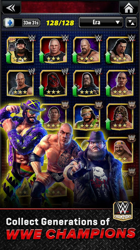 WWE Champions – Free Puzzle RPG Game screenshots 3