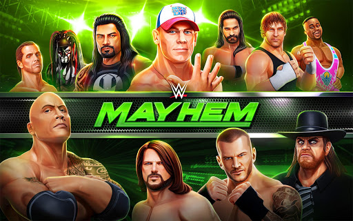 WWE Mayhem 1.4.18 screenshots 17