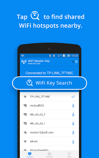WiFi Master Key – by wifi.com 4.3.40 screenshots 2