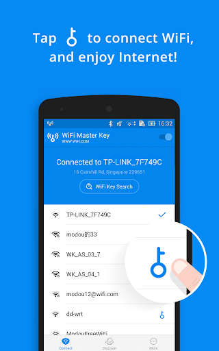 WiFi Master Key – by wifi.com 4.3.40 screenshots 3