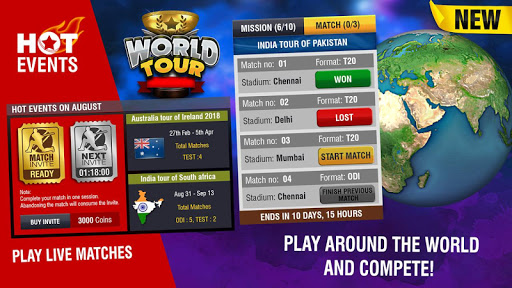 World Cricket Championship 2 screenshots 11