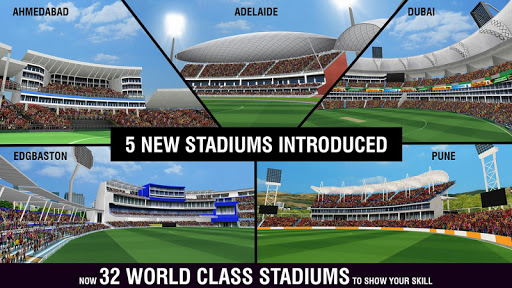 World Cricket Championship 2 screenshots 13