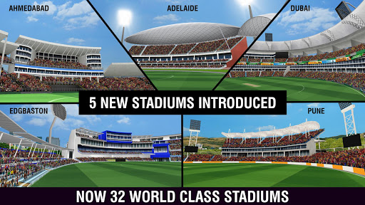 World Cricket Championship 2 screenshots 5