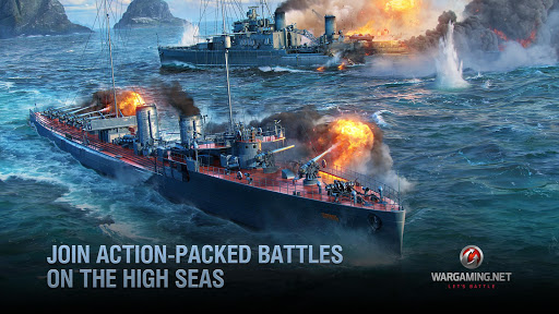 World of Warships Blitz screenshots 1