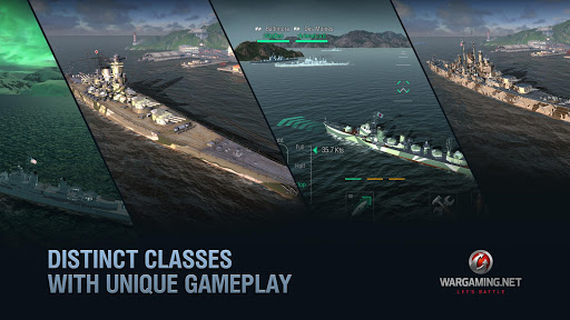 World of Warships Blitz screenshots 2