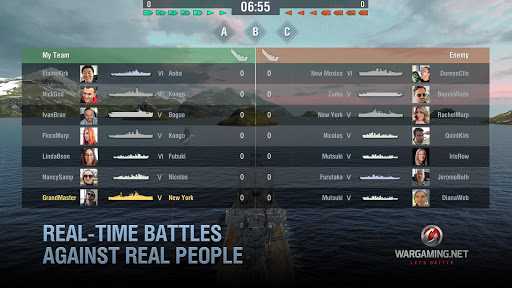 World of Warships Blitz screenshots 3