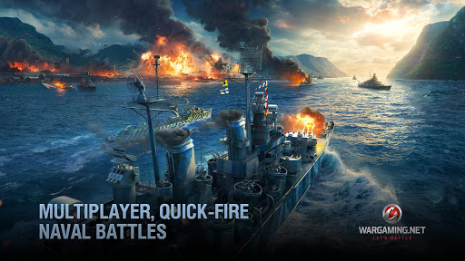 World of Warships Blitz screenshots 4