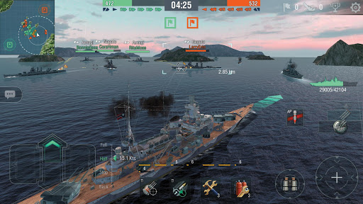 World of Warships Blitz screenshots 5