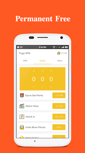 Yoga VPN – Free Unlimited amp Secure Proxy amp Unblock 4.0.234 screenshots 3