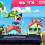 Free Download Zombie Tsunami APK MOD Unlimited Money