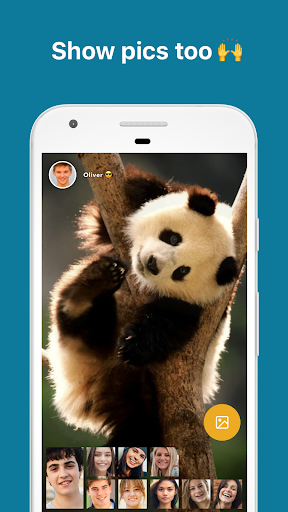 Zooroom Live Group Video Call and Chat in Rooms screenshots 4