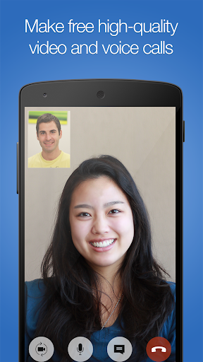 imo free video calls and chat 9.8.000000009821 screenshots 1