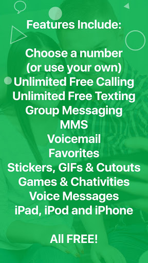 textPlus Free Text amp Calls 7.2.2 screenshots 5