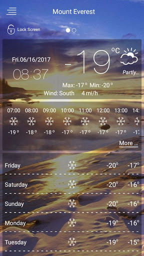 weather forecast 51 screenshots 3