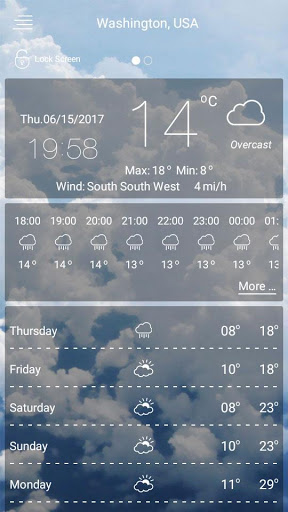 weather forecast 51 screenshots 5